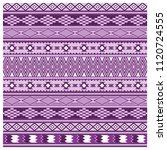 seamless geometric pattern.... | Shutterstock .eps vector #1120724555