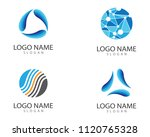business corporate symbol... | Shutterstock .eps vector #1120765328