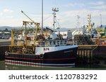 7 june 2018 the trawler... | Shutterstock . vector #1120783292