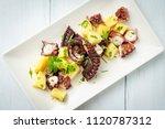 Octopus E Potato Salad ...
