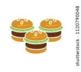hamburger icon   vector fast... | Shutterstock .eps vector #1120790048