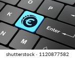 money concept  computer...   Shutterstock . vector #1120877582