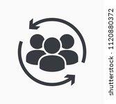 customer icon. customer... | Shutterstock .eps vector #1120880372