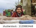 leh  india   october 2017 ... | Shutterstock . vector #1120883468