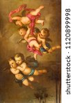 reggio emilia  italy   april 12 ... | Shutterstock . vector #1120899998