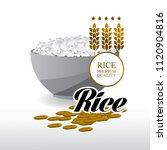 elegant master gold rice great... | Shutterstock .eps vector #1120904816