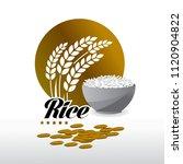 elegant master gold rice great... | Shutterstock .eps vector #1120904822