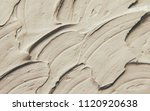 cosmetics texture mask clay for ... | Shutterstock . vector #1120920638