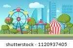 cartoon vector illustration of... | Shutterstock .eps vector #1120937405