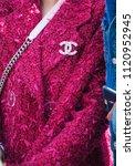 paris. france   september 28 ... | Shutterstock . vector #1120952945