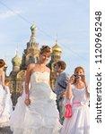 russia  st. petersburg  25 06... | Shutterstock . vector #1120965248