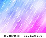 light pink  blue vector texture ... | Shutterstock .eps vector #1121236178