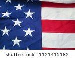 united states of america flag | Shutterstock . vector #1121415182