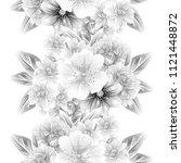 abstract elegance seamless... | Shutterstock .eps vector #1121448872