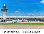 washington  dc  usa   september ...   Shutterstock . vector #1121518595