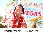 Las Vegas Elvis Impersonator...