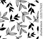 vector pattern with elegant...   Shutterstock .eps vector #1121717615