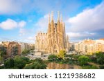 barcelona  spain   april 9 ... | Shutterstock . vector #1121938682