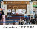 bangkok  thailand   2 june 2018 ... | Shutterstock . vector #1121972402