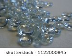 glass coloured drops | Shutterstock . vector #1122000845
