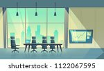 vector cartoon illustration of... | Shutterstock .eps vector #1122067595