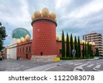 figueras  spain   circa june...   Shutterstock . vector #1122083078