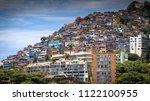 rio de janeiro rj brazil 12 28...   Shutterstock . vector #1122100955