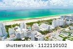usa. florida. miami beach. june ... | Shutterstock . vector #1122110102