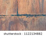 abstract corroded colorful... | Shutterstock . vector #1122134882
