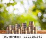 interest investment ideas ...   Shutterstock . vector #1122151952