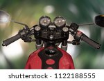 motorists traveling speeds   Shutterstock . vector #1122188555