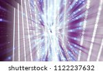abstract violet background.... | Shutterstock . vector #1122237632
