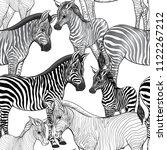 seamless pattern  background ... | Shutterstock .eps vector #1122267212