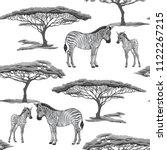 seamless pattern  background ... | Shutterstock .eps vector #1122267215