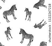 seamless pattern  background ... | Shutterstock .eps vector #1122267218