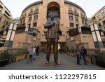johannesburg  south africa ... | Shutterstock . vector #1122297815