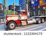 new york  usa  september 06 ...   Shutterstock . vector #1122304175