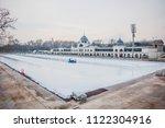 budapest  hungary   december 20 ... | Shutterstock . vector #1122304916
