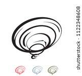 Vector Shell Ear Wind Spin...