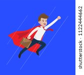 vector illustration of happy...   Shutterstock .eps vector #1122444662