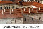 exterior view of cinci hamam in ... | Shutterstock . vector #1122482645