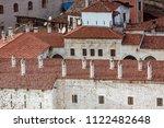 exterior view of cinci hamam in ... | Shutterstock . vector #1122482648