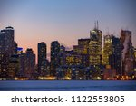 toronto  canada   february 10 ... | Shutterstock . vector #1122553805