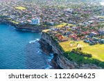 aerial view of sydney coastline ...   Shutterstock . vector #1122604625