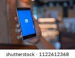 chiang mai  thailand   june 09... | Shutterstock . vector #1122612368