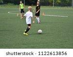 orenburg  russia   july 31 ... | Shutterstock . vector #1122613856