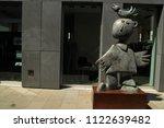 vaduz liechtenstein june 16... | Shutterstock . vector #1122639482