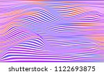 illusion of stripes  background ...   Shutterstock .eps vector #1122693875