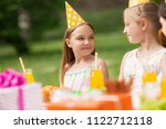 holidays  childhood and... | Shutterstock . vector #1122712118