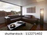 interior design series  modern... | Shutterstock . vector #112271402